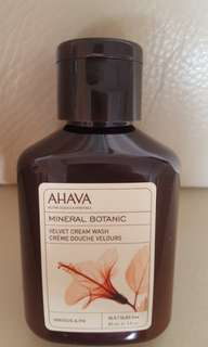 Ahava Mineral Botanic Velvet Cream Wash
