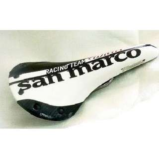 ~~~ Like New San Marco Regal Bicycle Carbon Fibre Saddle Seat $148 ~~~