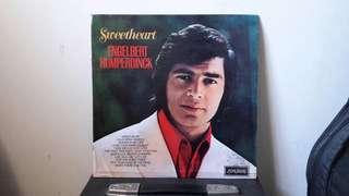 Englebert Humperdinck vinyl record/plaka/LP