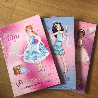 Tiara Club Princess Storybooks