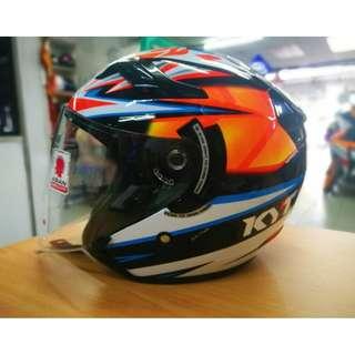 KYT Helmet Basani
