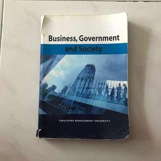 SMU BGS Textbook