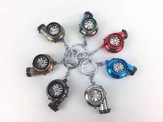 key chain turbo