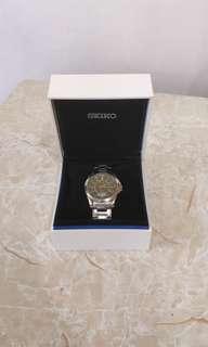 Seiko Watch 精工 手錶 Premier 6A32