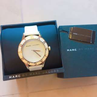 Marc by Marc Jacobs Watch - Cream White