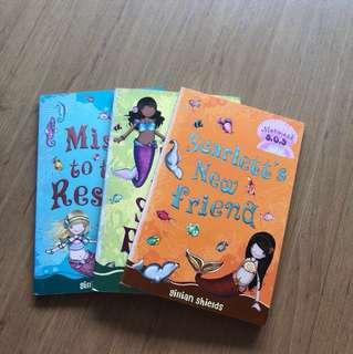 Mermaid SOS Storybooks