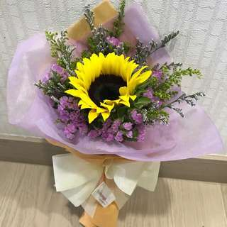 Mothers' Day Special Sunflower Bouquet