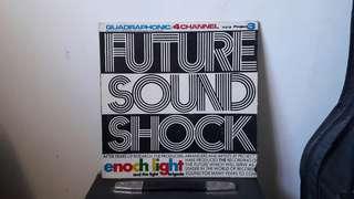 Enoch and the Light Brigade vinyl record/plaka/LP