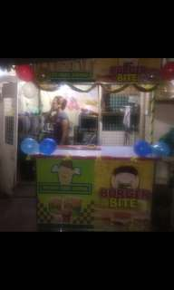 Food Cart Space for RENT (Manila Area)