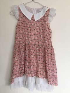 2手女童禮服洋裝