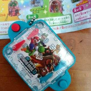 [日本扭蛋] Mario扭蛋ー彈珠台