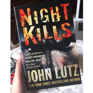 NIght Kills - John Lutz