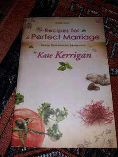 Novel by kate kerrigan