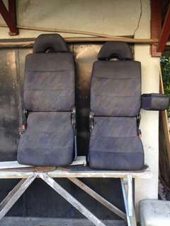 KENARI SEAT L9 complete set depan belakang