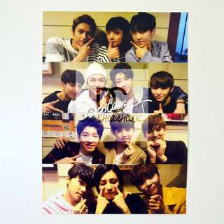 ◆SEVENTEEN A3 SIZED POSTER◆