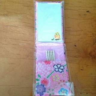 [購自日本] 牙籤連鏡