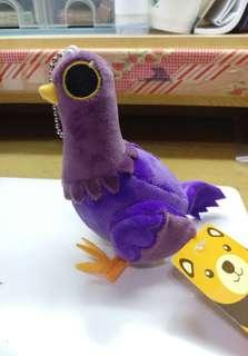 垃圾鴿 吊飾 夾娃娃