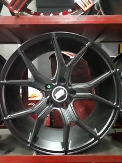 Velg All Type Cash/Kredit