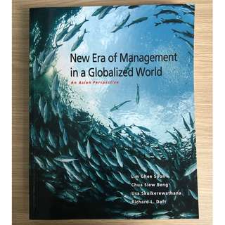 New Era of Management in a Globalized World An Asian Perspective