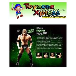 SHF - WWE - Triple H