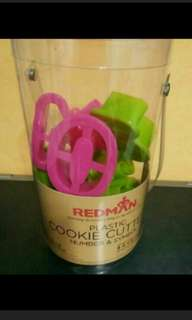Number & Symbol Cookie / Fondant Cutters