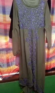 JUAL RUGI/Long Dress Pesta