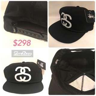韓國現貨  Stussy cap
