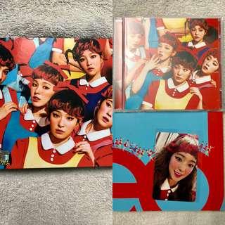 [WTS] Red Velvet The Red Album