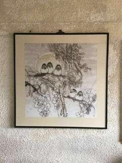 路中汉 Chinese painting
