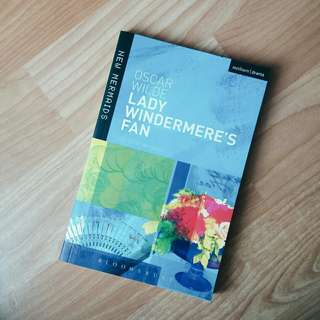 NEW - Lady Windermere's Fan (A Level Literature Text)