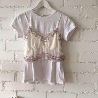 ZARA camisole