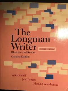The Longman Writer
