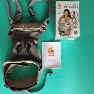 Ergobaby 360 Baby Carrier - 4 Position