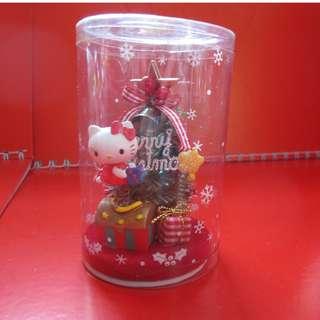 Hello Kitty 聖誕樹 (無拆過盒)
