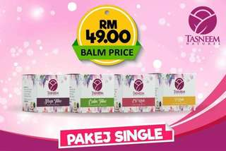Tasneem Naturel Balm(Single)
