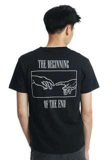praise 'the beginning of the end' tshirt