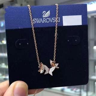 Swarovski diamond butterfly Necklace