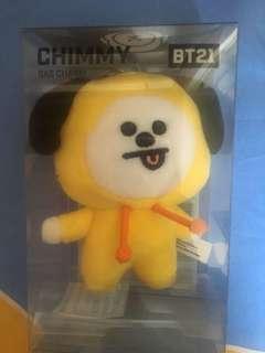 BT21 Chimmy bag charm