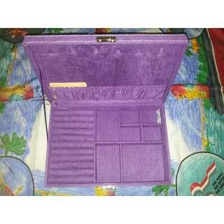 Purple Accessories Box