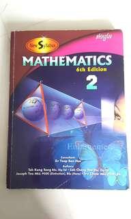 Shinglee Shing Lee New Syllabus Mathematics 6th Edition Year Sec 2