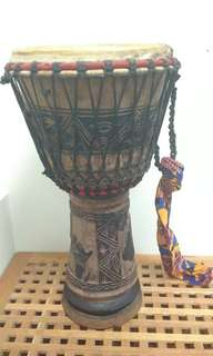 Djembe from Burkina Faso