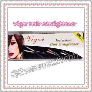 Vigor Hair Straightener with Temperature Control