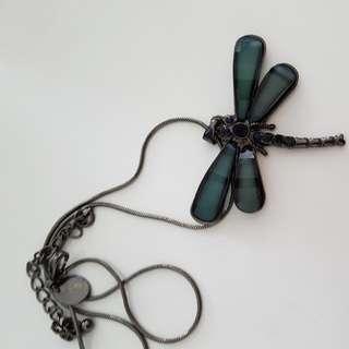 Lovisa Dragonfly Necklace