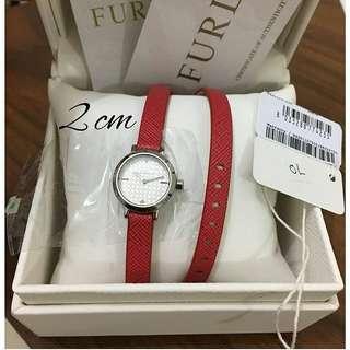 Furla Double Wrap Watch