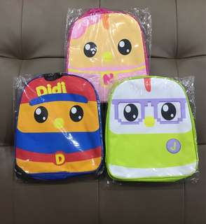 Didi and Friends Kids Backpack