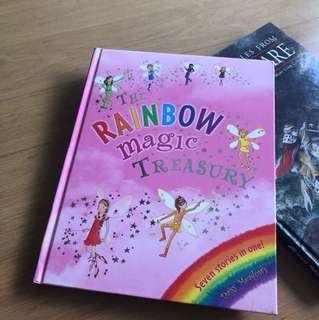Rainbow Magic Hard Cover Special Edition