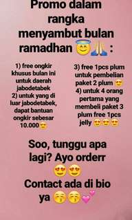 PROMO Optrimax Plum and Jelly