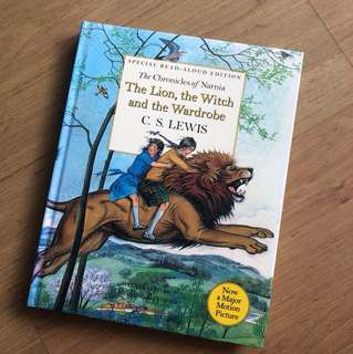 Chronicles of Narnia for children Hard Cover