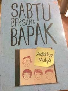 "Buku ""sabtu bersama bapak'"