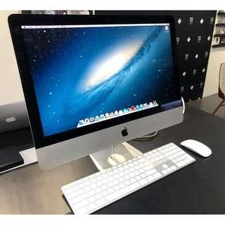"""【售】iMac 21"""" (2013年款)"""